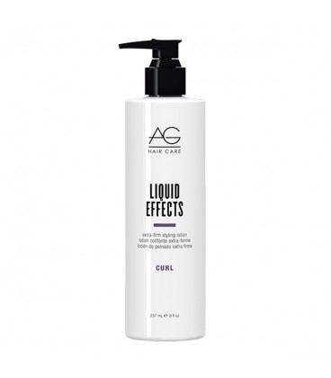 AG Liquid Effects Extra-Firm Styling Lotion - 237ml