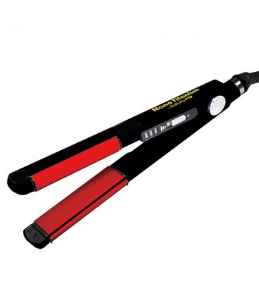 "BaByliss PRO Flat Iron With Curved Side Plates 1"" BNT2071NYC"