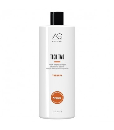 AG Tech Two Protein-Enriched Shampoo - 1L