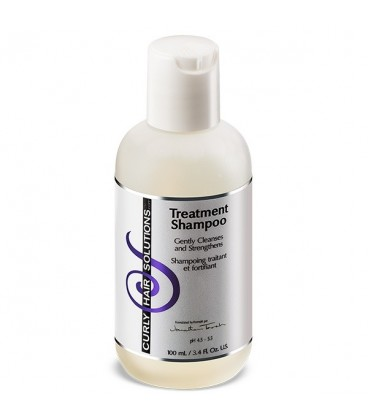 Curl Keeper Treatment Shampoo - 100ml