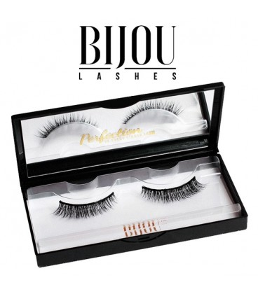 Bijou Mink Lashes Golden Gaze 01 (M14)