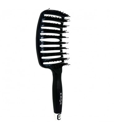 Croc Greenion Black Vent Brush